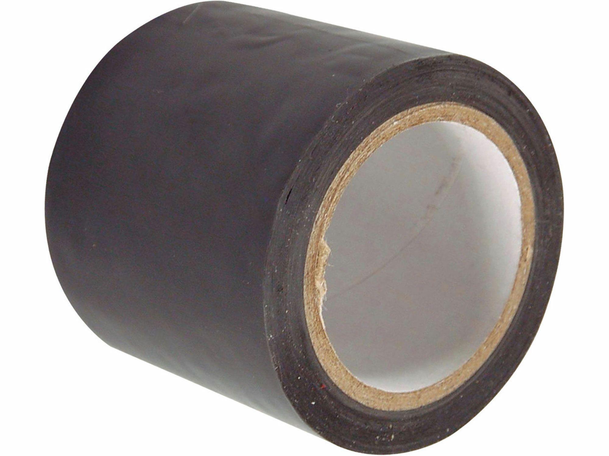 Páska izolační PVC, 50mm x 10m, tloušťka 0,13mm, černá EXTOL-CRAFT