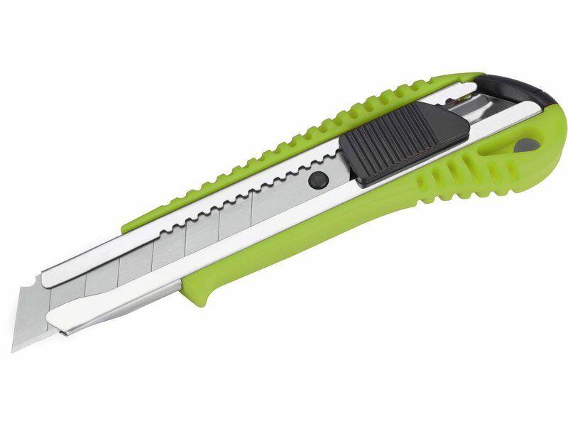 Nůž ulamovací s kovovou výstuhou, 18mm Auto-lock EXTOL CRAFT 955006