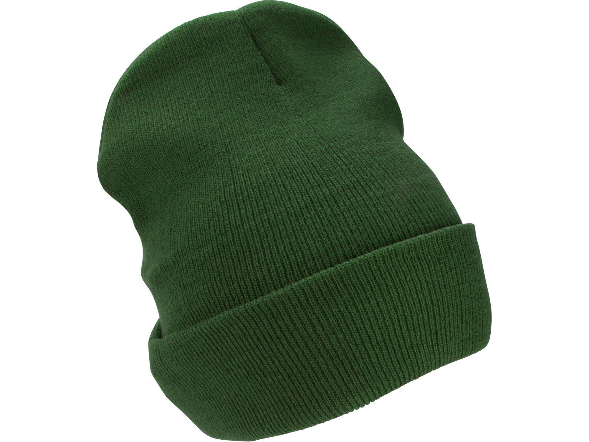 Čepice tmavě zelená EXTOL-CRAFT