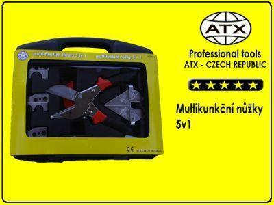 Multifunkční nůžky 5 v 1 - ATX