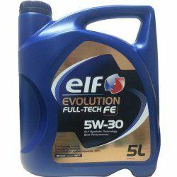 Motorový olej Elf Evo. Full-Tech FE (Solaris DPF) 5W-30 5L