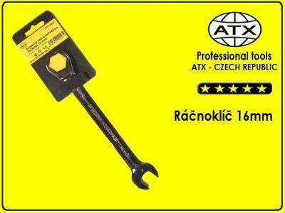 Klíč ráčnový 16 mm - ATX profi