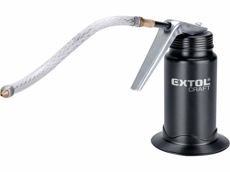 Olejnička s flexibilní hadičkou, 170ml, EXTOL CRAFT