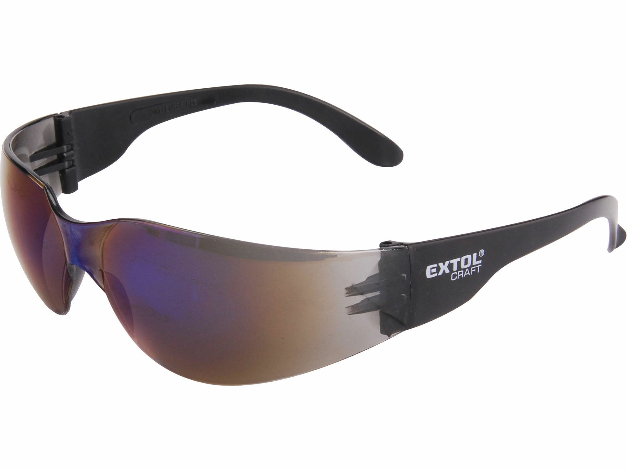Brýle ochranné, šedé EXTOL-CRAFT