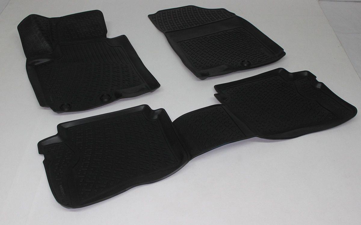 Gumové koberce Hyundai i20 II (GB) (14-)  (3D) SIXTOL