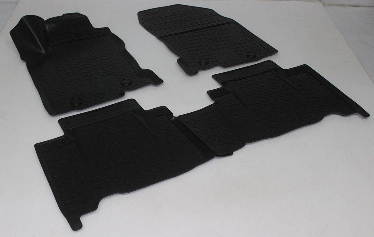 Gumové koberce Lexus NX (14-) (3D) SIXTOL