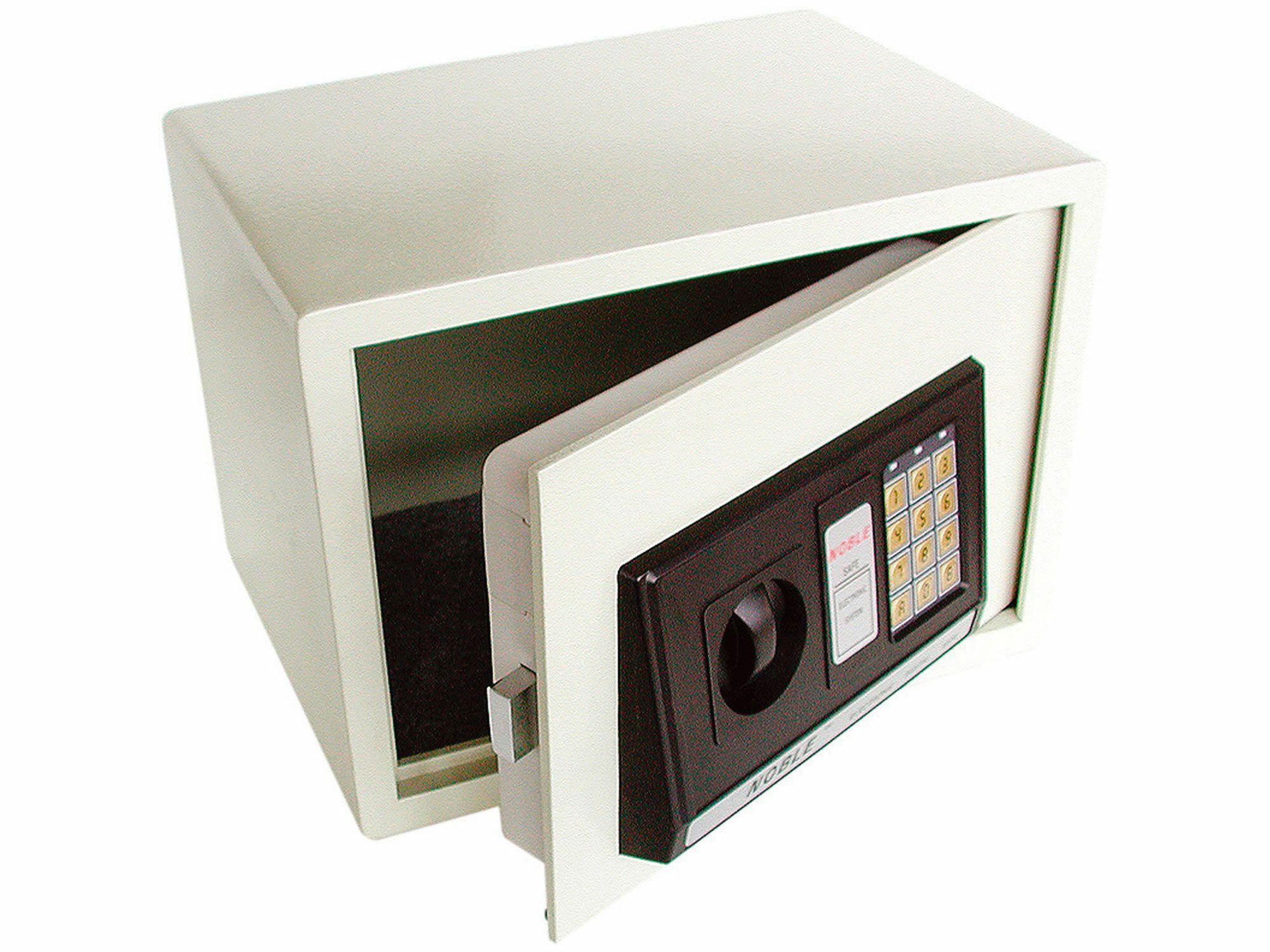 Sejf s elektronickým kódovým zabezpečením, 350x250x250mm, hmotnost 10kg, EXTOL CRAFT
