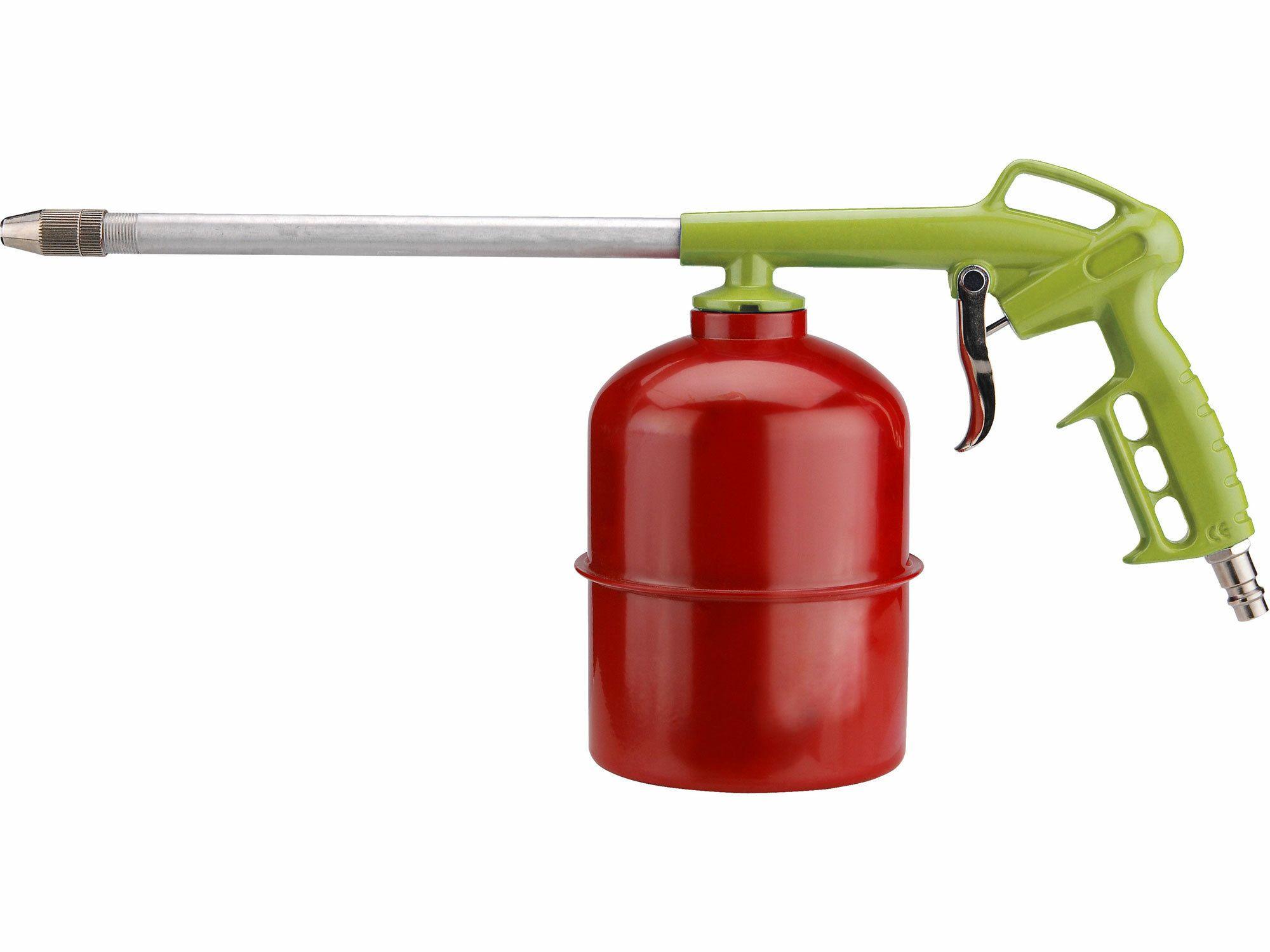 Pistole mlžící, max. 3-5bar (0,3-0,5MPa), objem nádobky 900ml, 99313 EXTOL-CRAFT