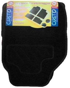 Autokoberce ATOL černo modrý SIXTOL