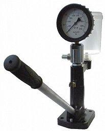 Tester tlaku vstřikovače nafty, BASS