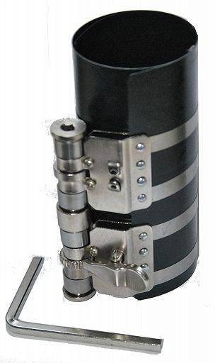 """Svěrka na pístní kroužky, 6"""" 90-175mm, BASS"""