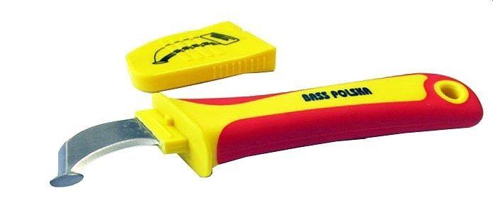 Montážní nůž, dvě čepele, BASS