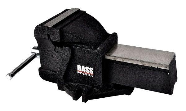 Svěrák s kovadlinou, rozevření 150mm, BASS