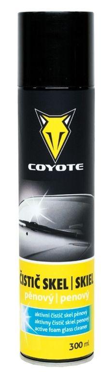 COYOTE Aktivní čistič skel pěnový 300 ml