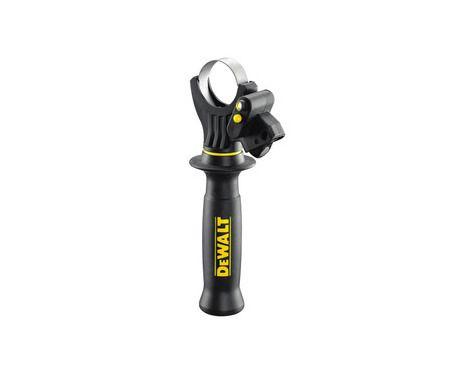 Boční rukojeť 43mm se světlem pro D25012 / D25013 DeWalt