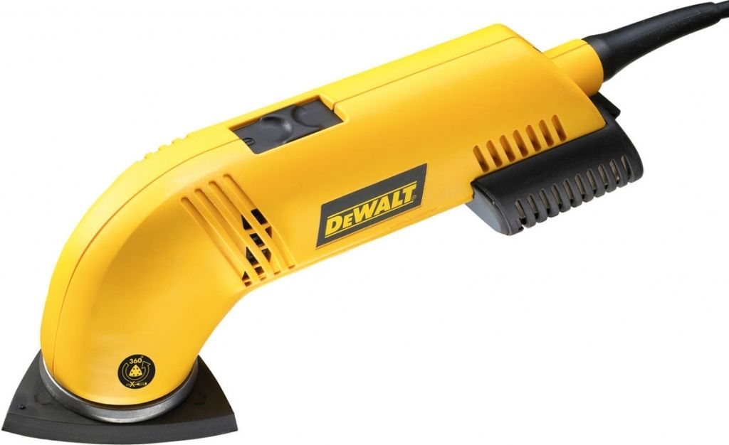 Delta bruska 93mm DeWALT