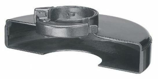 Ochranný kryt pro rozbrušovací práce pro úhlové brusky 150mm DeWALT