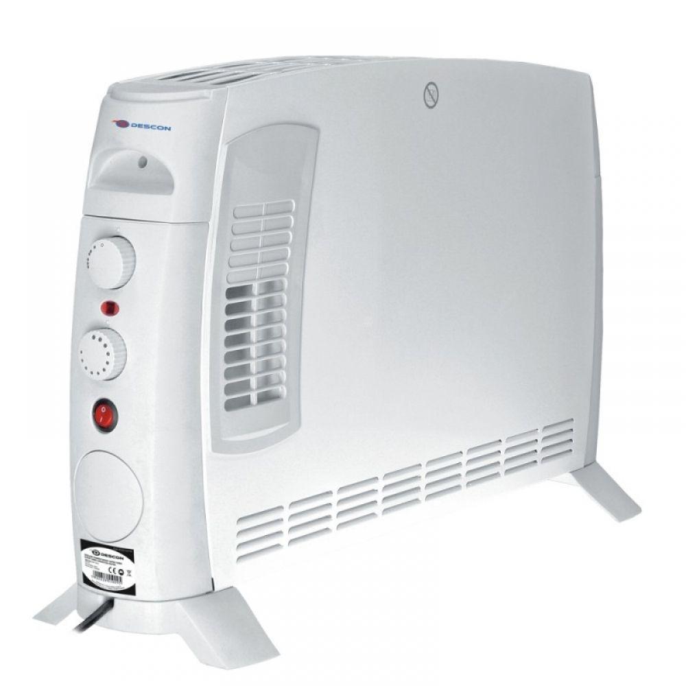 Ohřívač konvektorový 2000W SuperTurbo DESCON