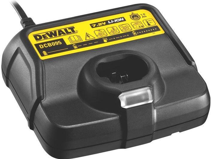 Fotografie Nabíječka pro XR baterie 7,2V DeWALT
