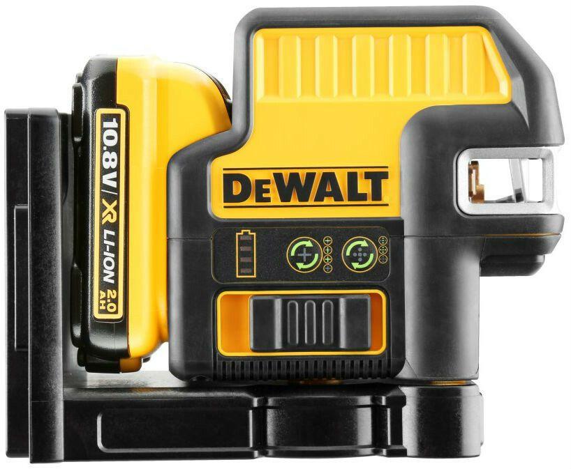 Křížový/pětibobový laser DeWALT