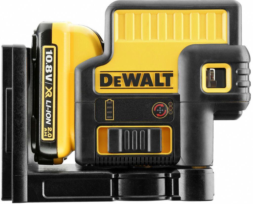 Pětibodový laser DeWALT