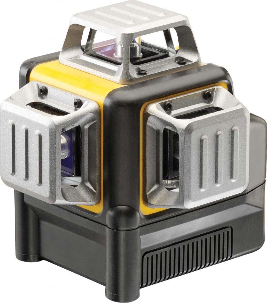 Křížový laser 360° DeWALT