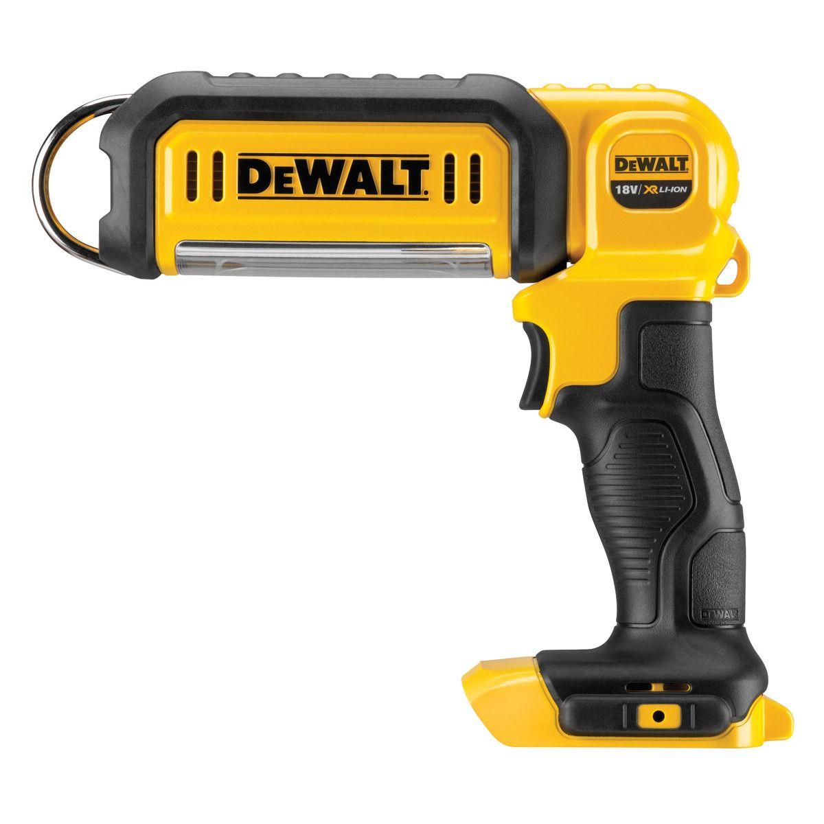 Aku svítilna 18 V DeWalt, bez akumulátorů