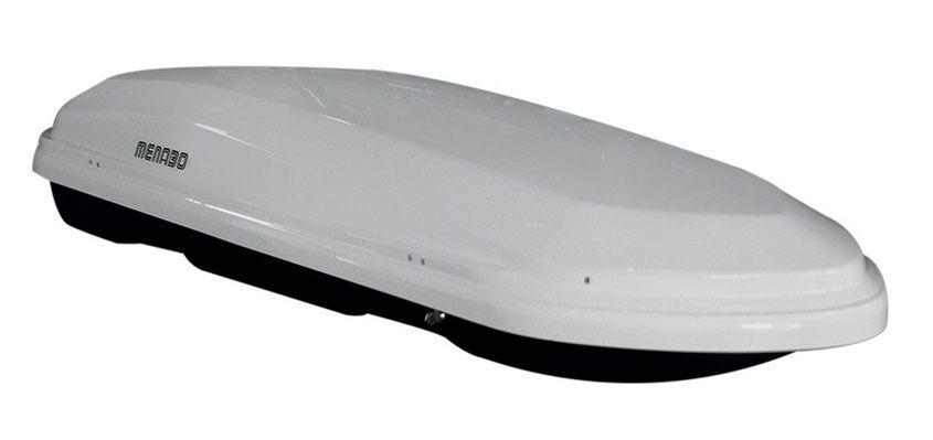 Střešní box Diamond 450LT bílý, MENABO