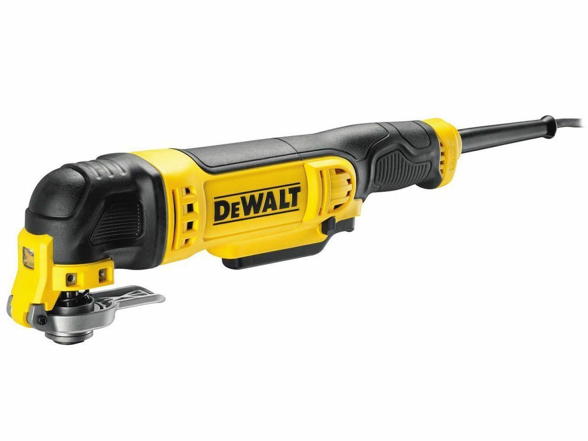 DeWalt DWE315 Oscilační multi bruska 300W