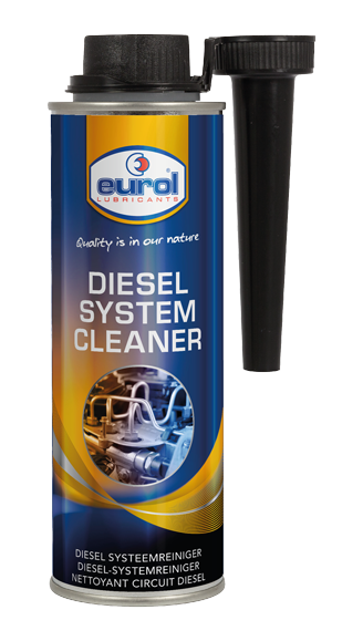 Aditiv Eurol Diesel System Cleaner 250ml