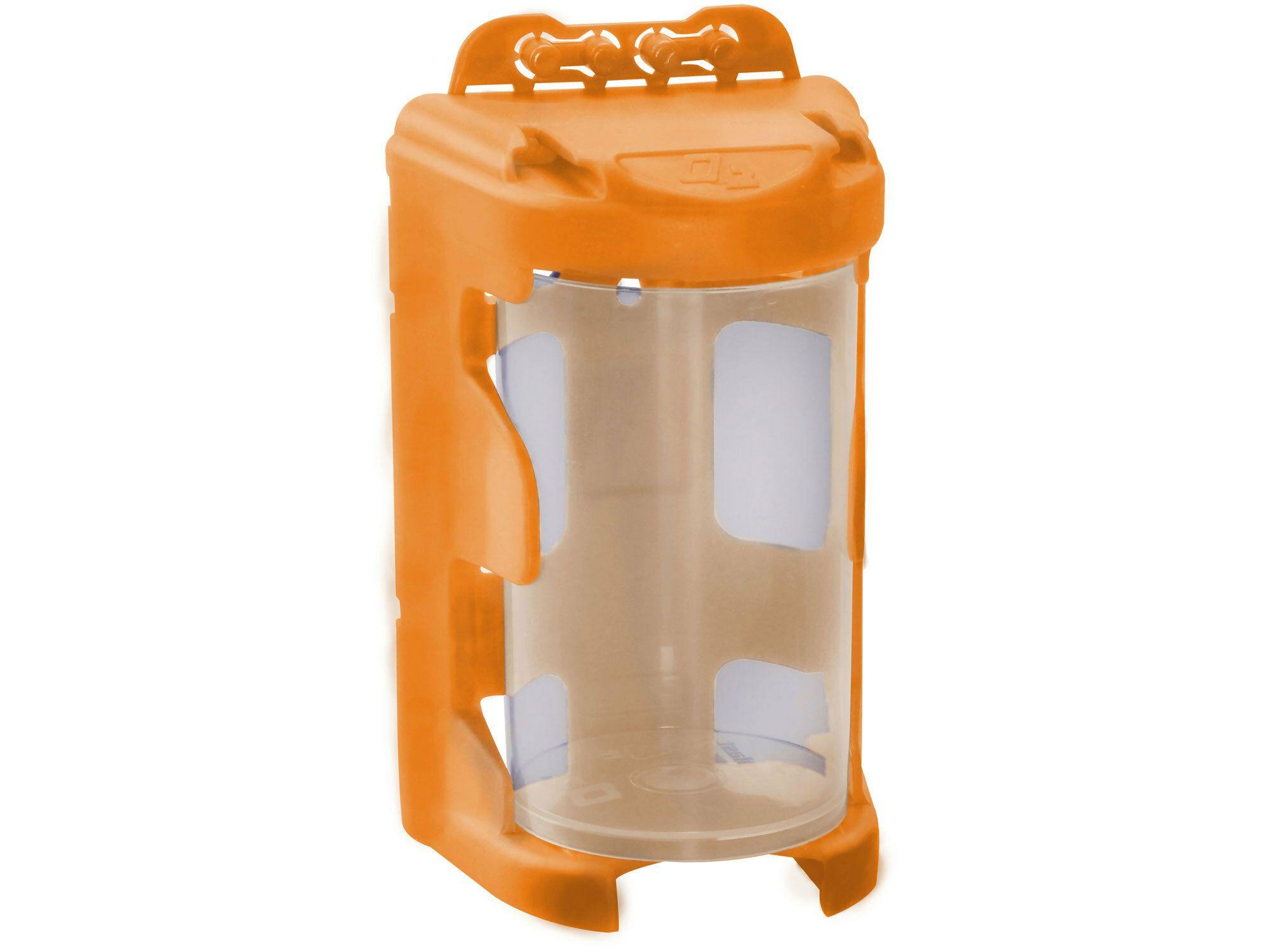 Organizér modulový závěsný - oranžový, 210ml (60 x 92mm), PP EXTOL-CRAFT