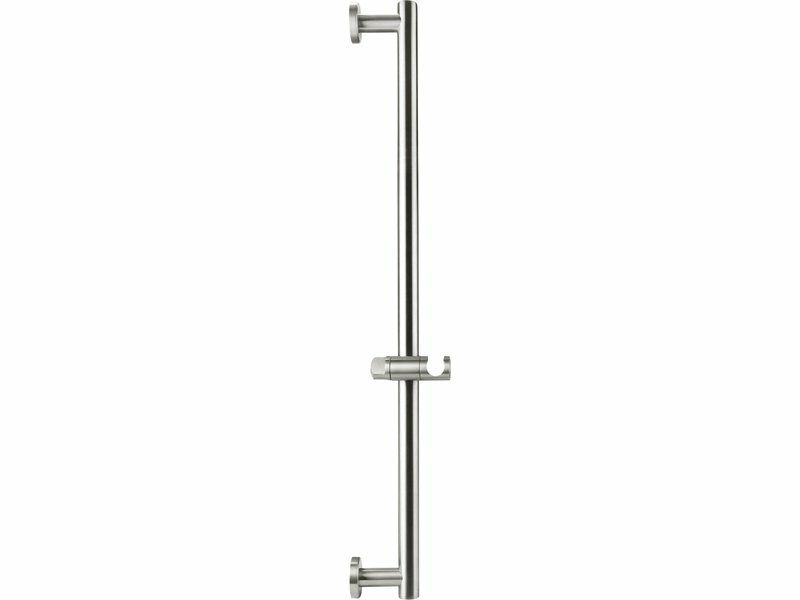 Tyč s posuvným držákem sprchy, celokovová, 71cm, nerez FRESHHH
