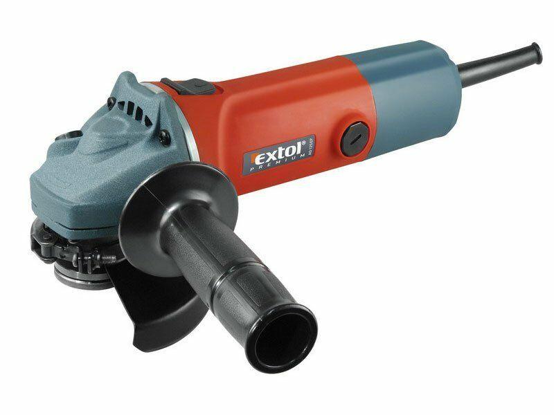 Bruska úhlová, 850W, 115mm, EXTOL PREMIUM, AG 115 EP, 8892012