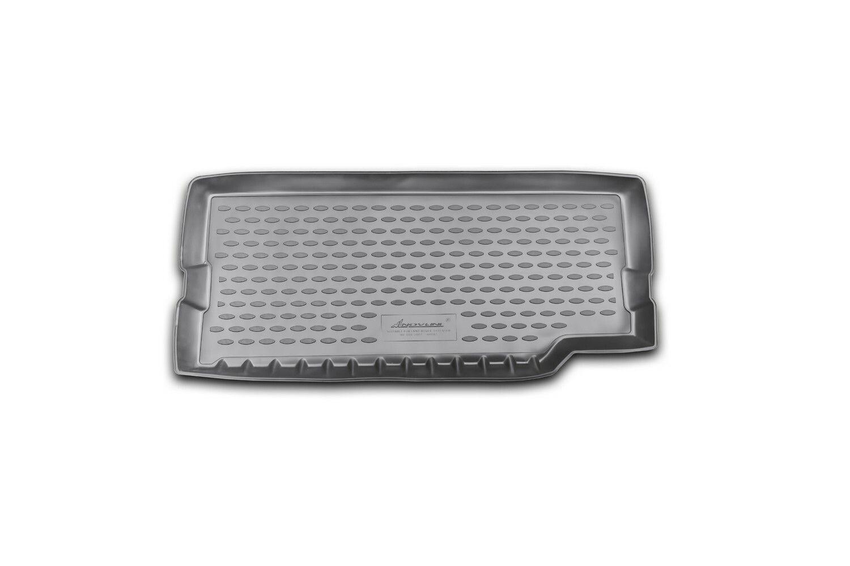 Vana do kufru gumová LAND ROVER Defender 90, 110 2007-> 3D, 5D SUV. SIXTOL