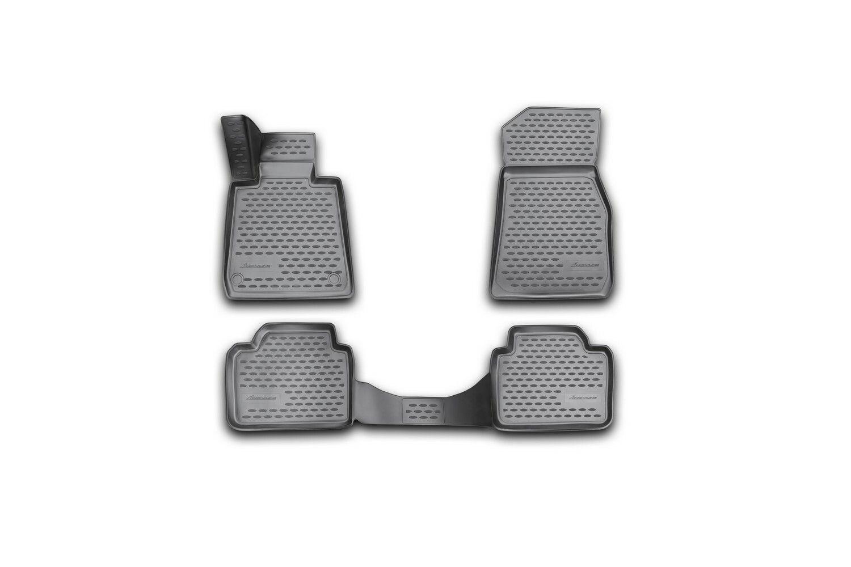 3D Gumové koberce BMW 3 F30, 2012-> SIXTOL
