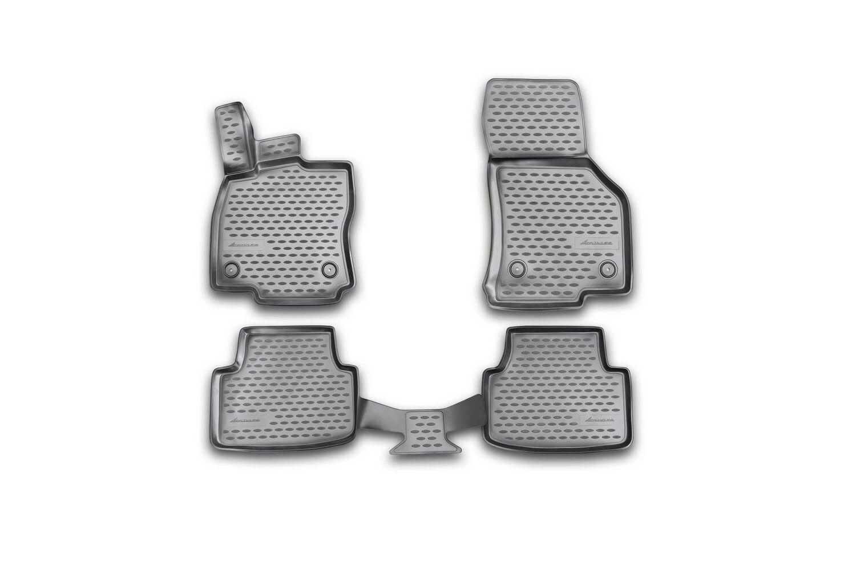 3D Gumové koberce SKODA Octavia, 2013->, Active, Ambition, Style SIXTOL