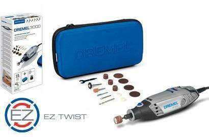 Univerzální nářadí DREMEL 3000 Series, 15 ks příslušenství, textilní taška, F0133000JC