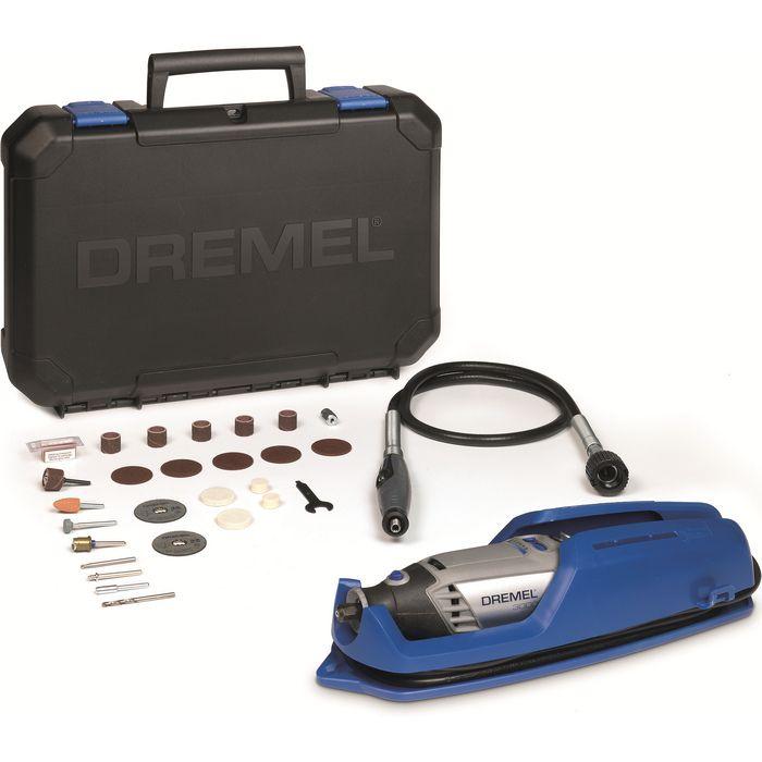 Univerzální nářadí DREMEL 3000 Series, 25 ks příslušenství, kufr, F0133000JS