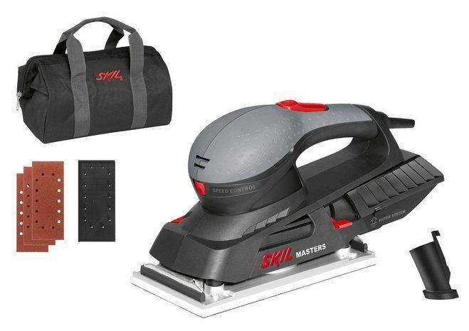Vibrační bruska Skil Masters 7381 MA, 300 W, F0157381MA