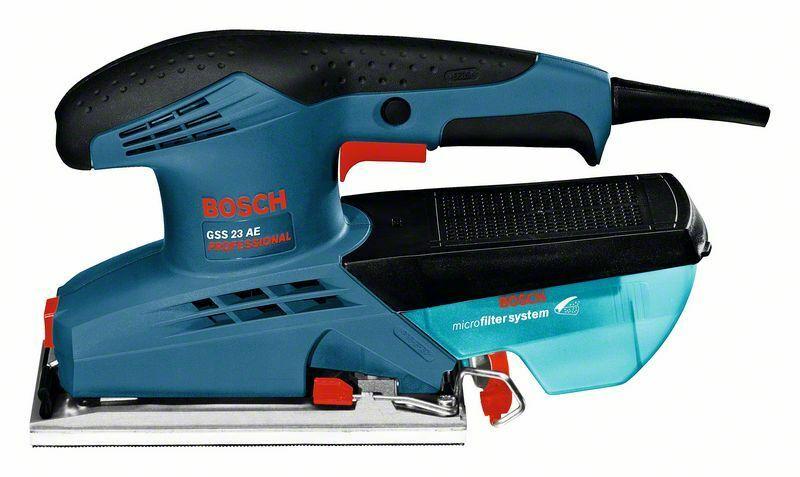 Vibrační bruska Bosch GSS 23 AE Professional, 0601070700