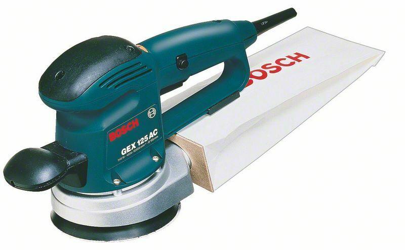 Excentrická bruska Bosch GEX 125 AC Professional, 0601372565