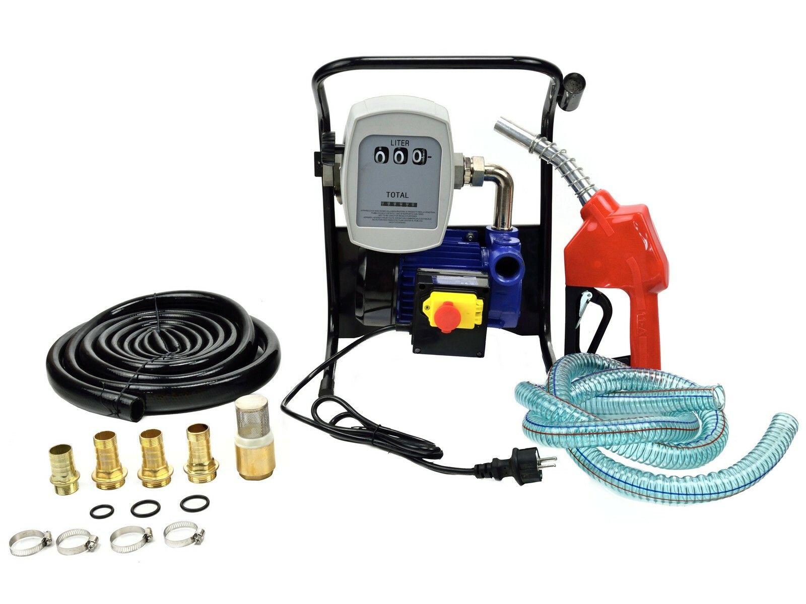 GEKO G00947 Elektrické čerpadlo na olej, naftu mini CPN