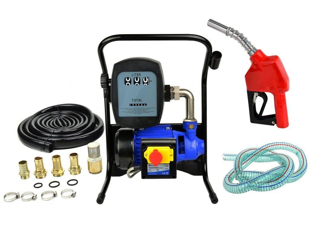 GEKO G01025 Elektrické čerpadlo na olej, mini CPN