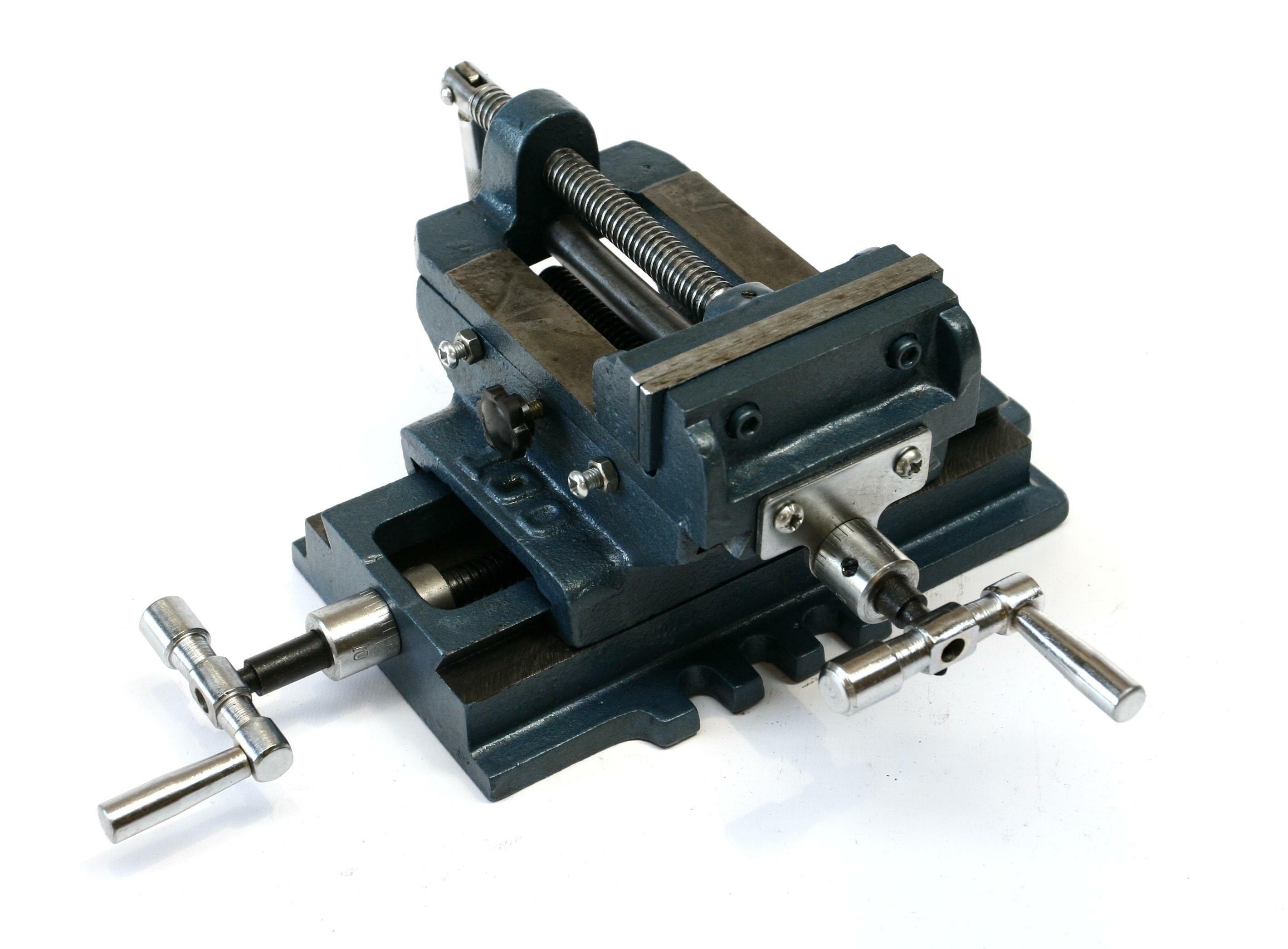 """Křížový svěrák 5"""" 125mm, GEKO"""