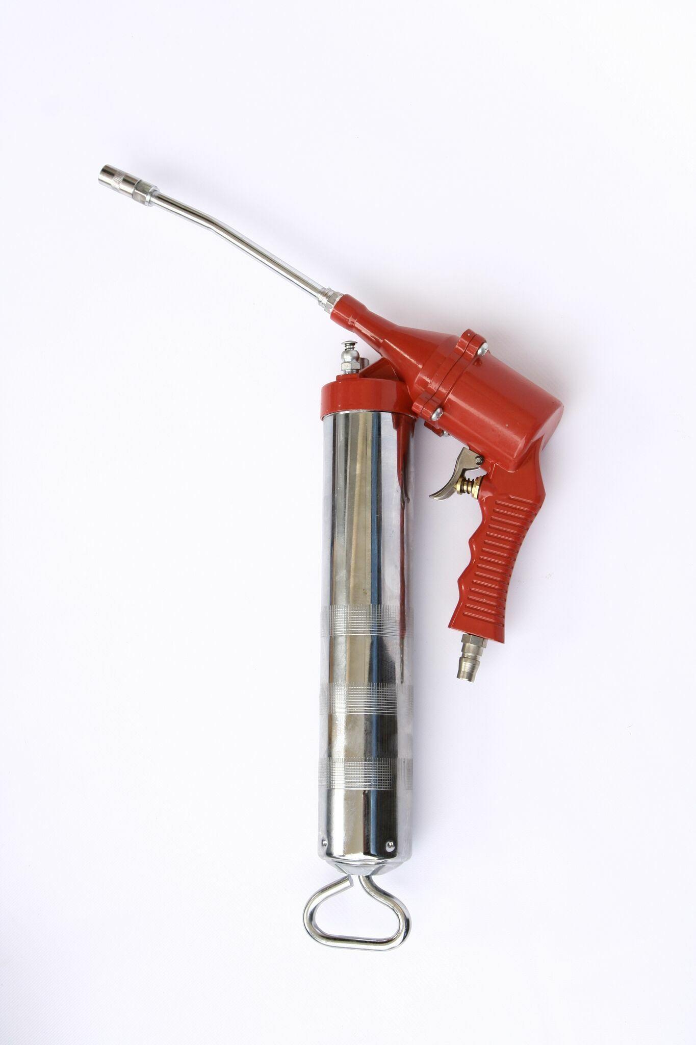 Pistole pro vzduchová čerpadla na maziva, 400ml, GEKO