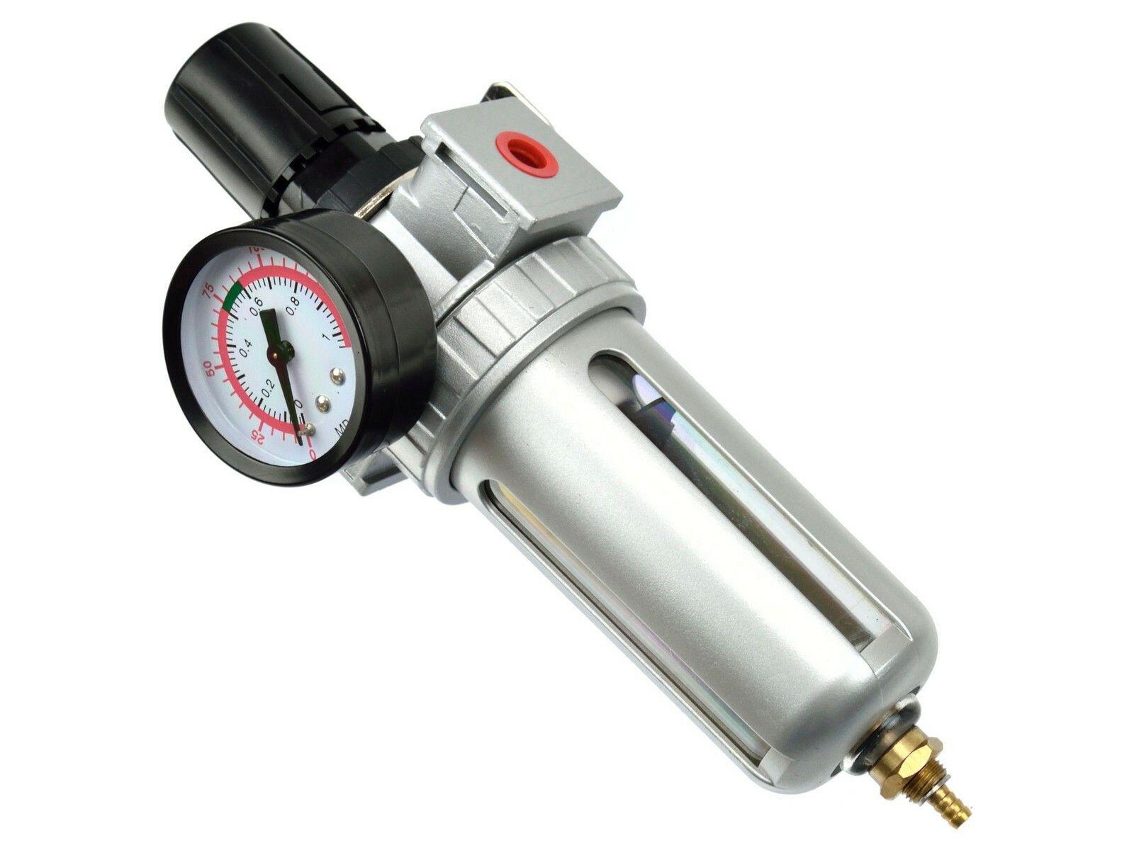 """GEKO G01177 Regulátor tlaku s filtrem a manometrem, 10bar, G3/8"""""""