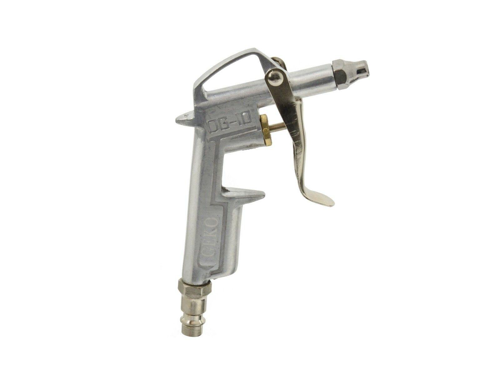 Pistole ofukovací, max. 15bar, krátká tryska GEKO