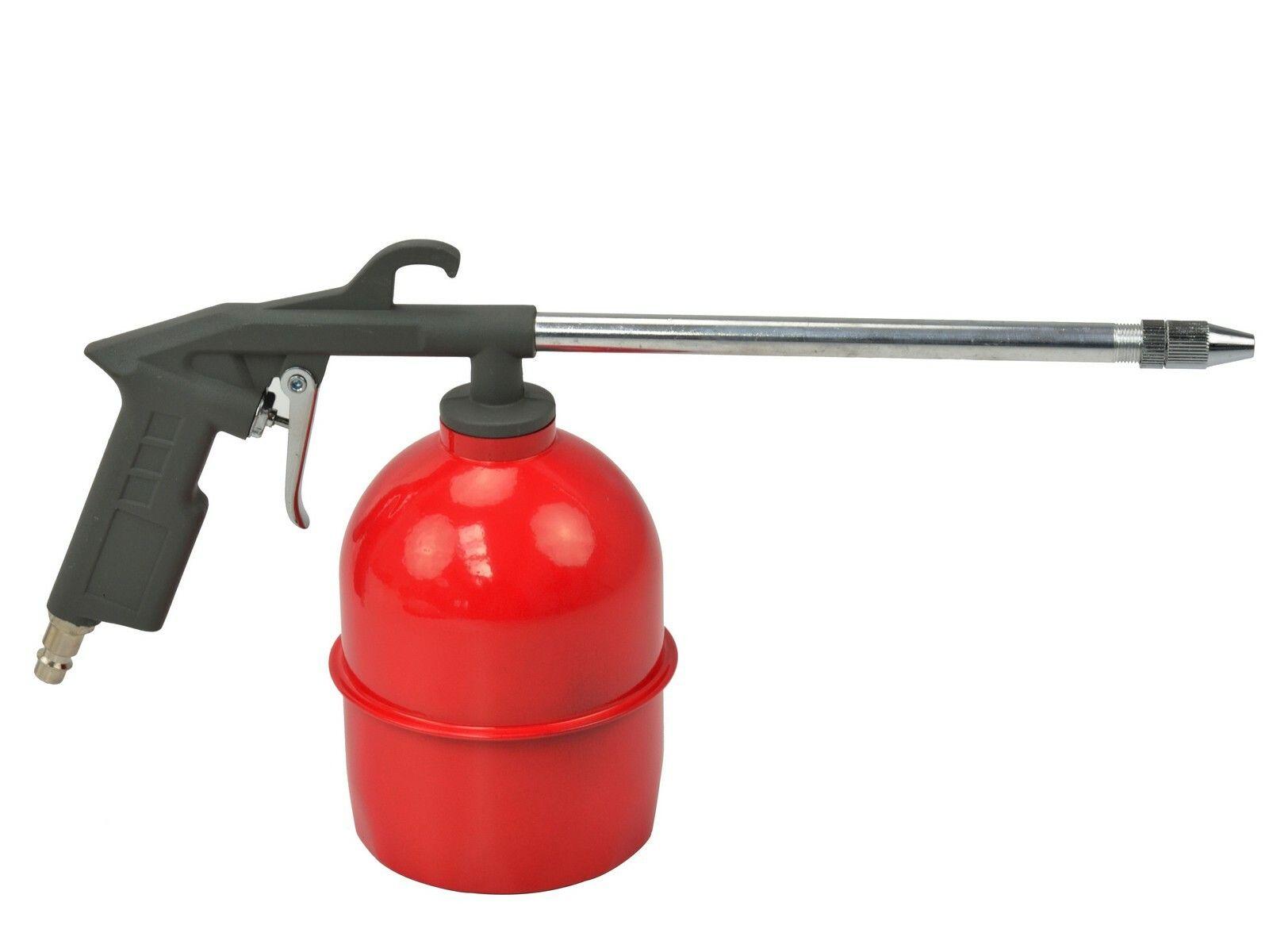 GEKO G01198 Pistole mlžící, max. 4-6bar, objem nádobky 950ml