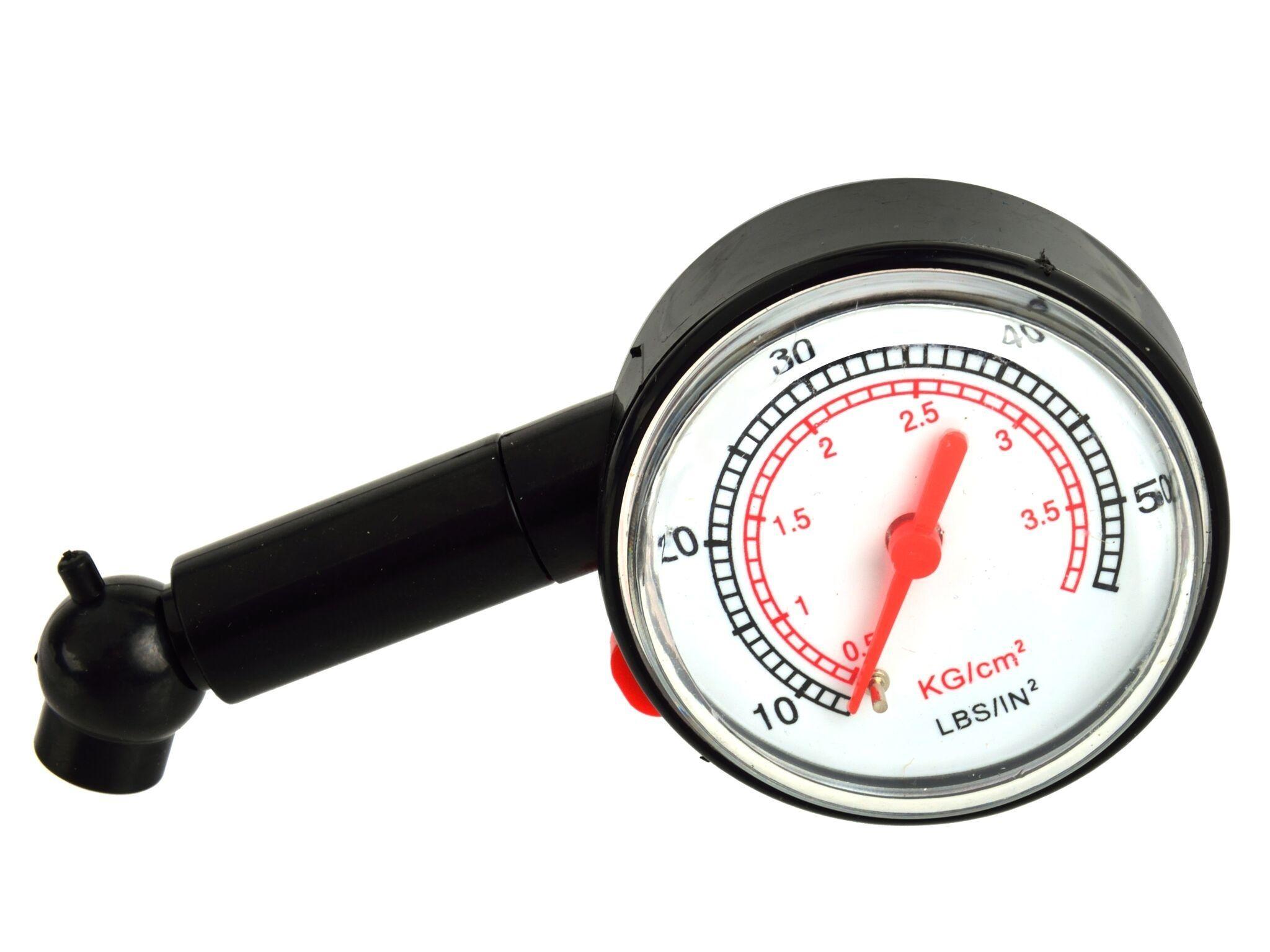 Měřič tlaku pneumatik, bez obalu GEKO