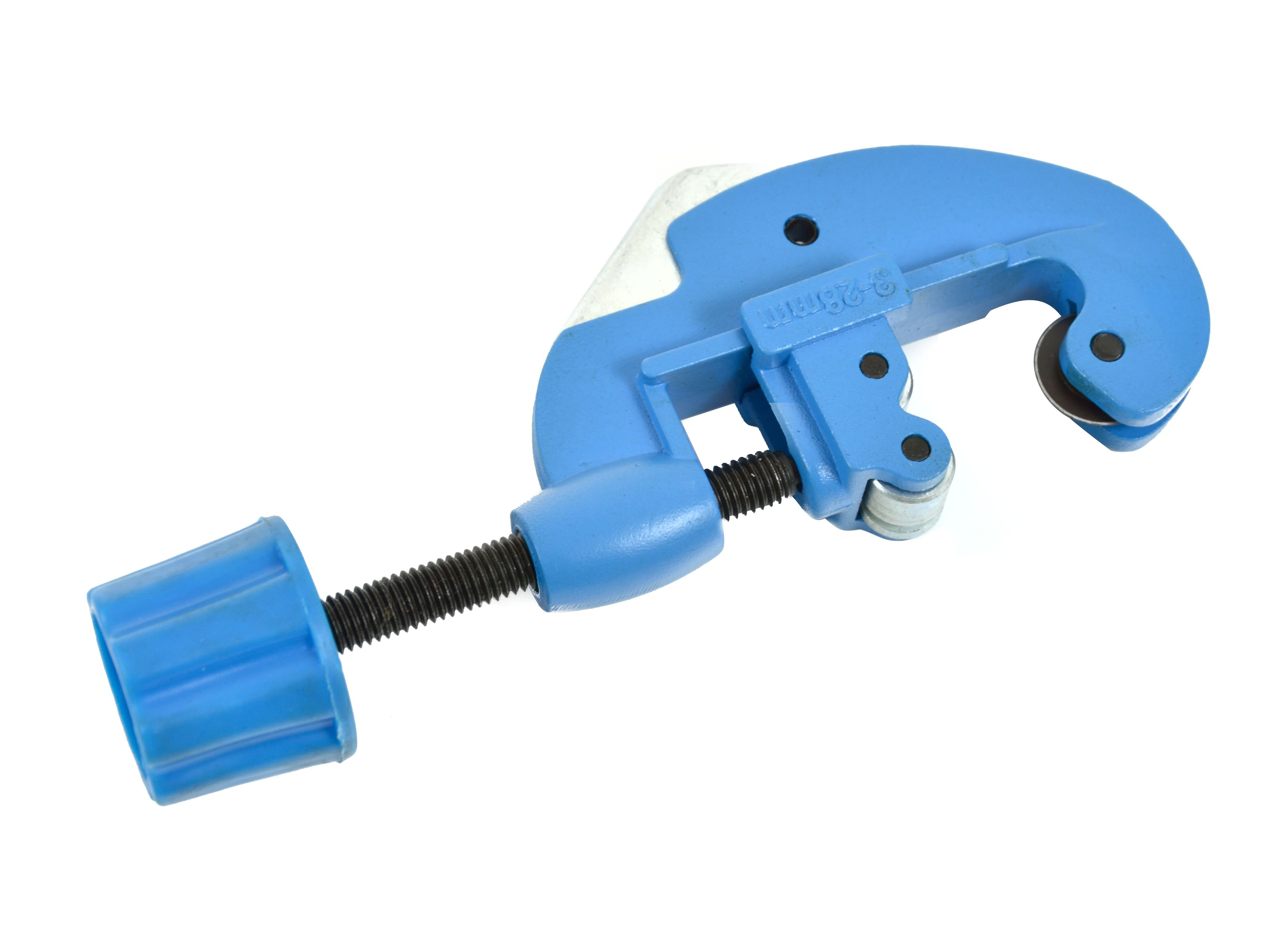 Řezač trubek s odhrotovačem, 3-28mm, GEKO